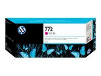 HP 772 - magenta - original - blækpatron 300 ml