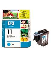 Printhoved, HP No 11 cyan