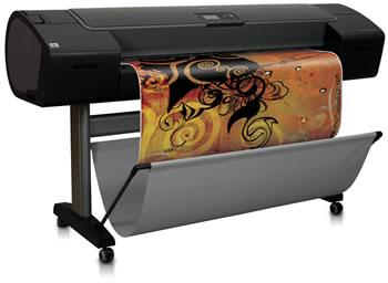 "hp DesignJet Z2100 44"" non-PS Landets billigste plotter!"