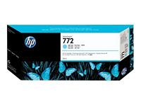 HP 772 - lys cyan - original - blækpatron 300 ml