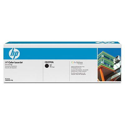Original HP Toner sort til 6015 / 6030 / 6040